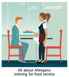 All about Allergens: training for food service
