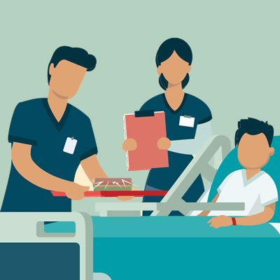 Ward Managers and Nurses