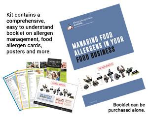 A&AA Food Service Kit