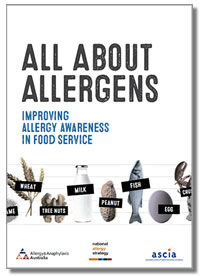All about Allergens booklet